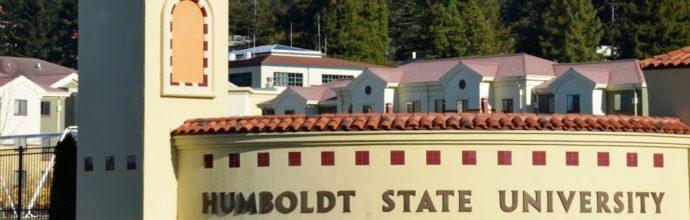 Humboldt State University Gateway, Arcata, CA