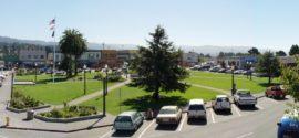 Arcata, CA Downtown Plaza Square