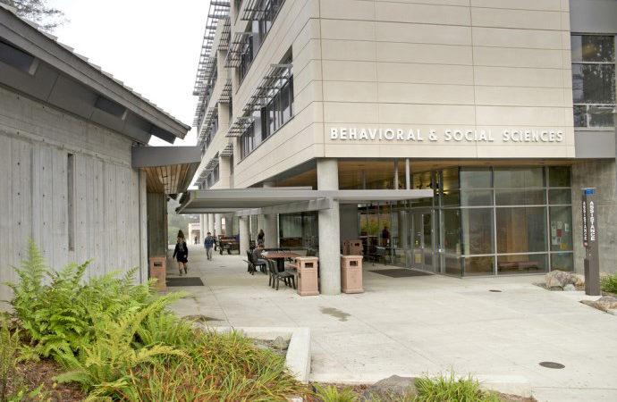 HSU Flickr, Behavioral & Social Sciences Building